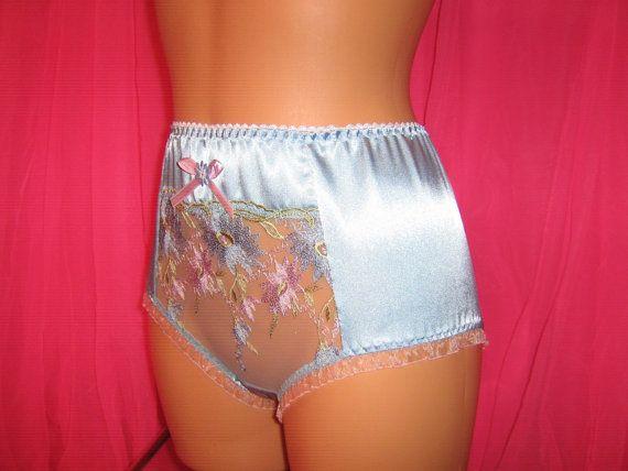 Big Satin Panties Images