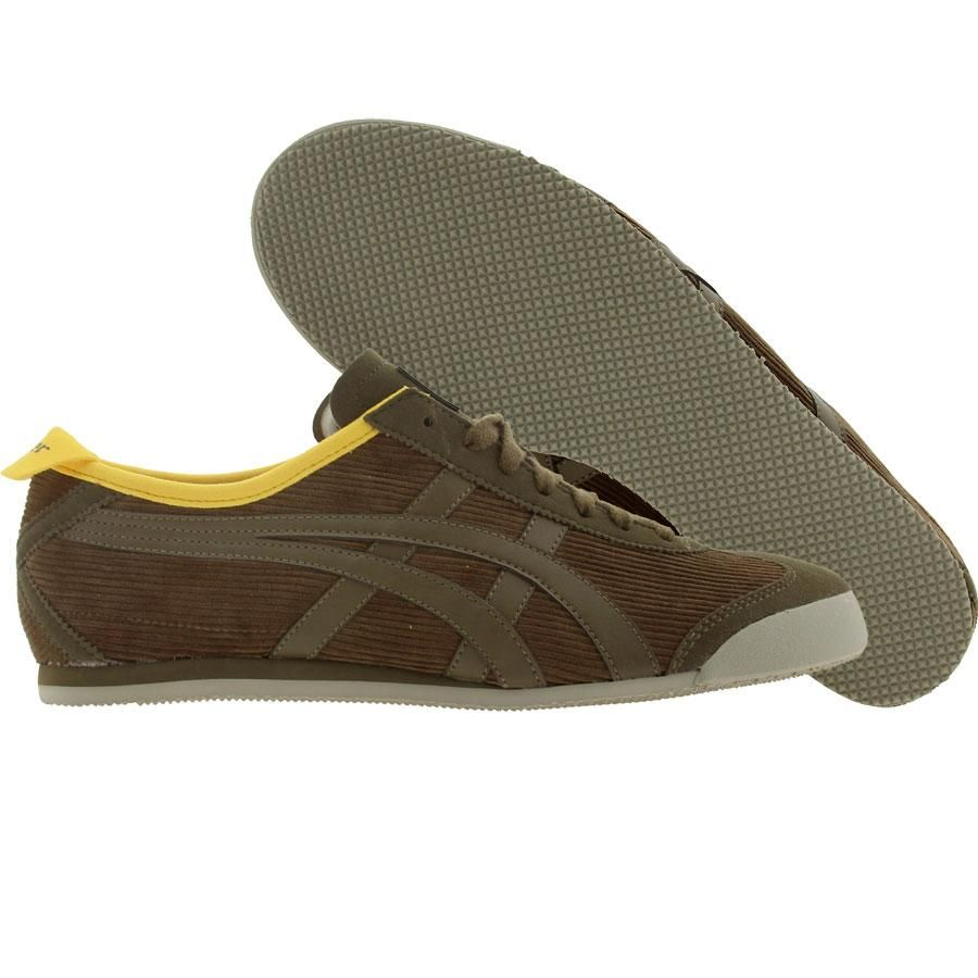 online store 2e26c 8d68b Asics Onitsuka Tiger Mexico 66 shoes in beech olive. | Nice ...