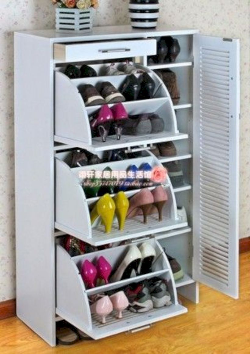 48 The Best Shoes Storage Concept For Ladies Interior Design