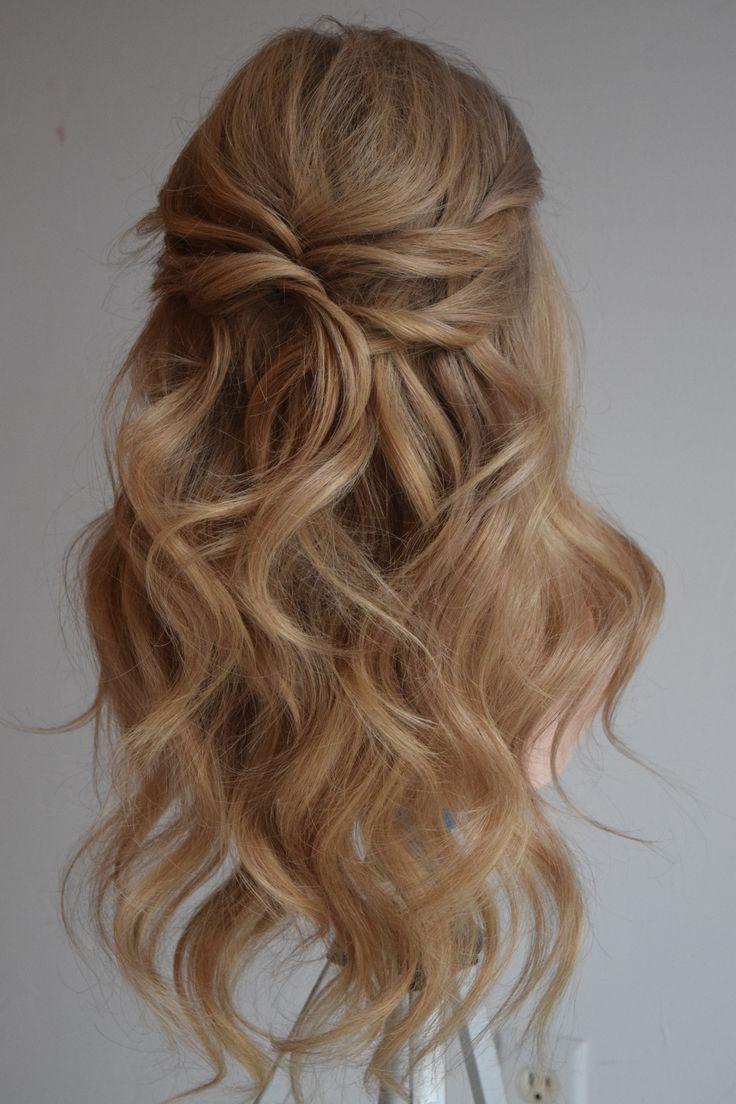 Wedding hairstyle – Ladylyn Gool #weddinghairstylesside