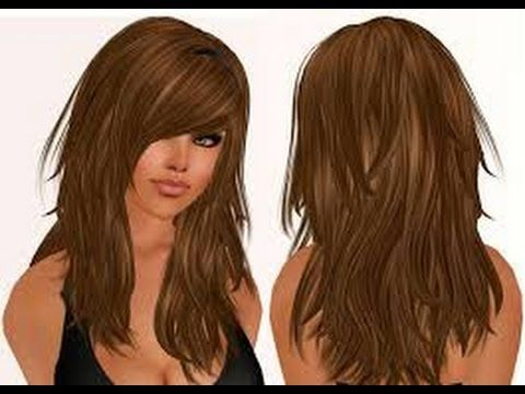 How To Cut Your Own Hair In Layers At Home Diy Youtube Hairstyle