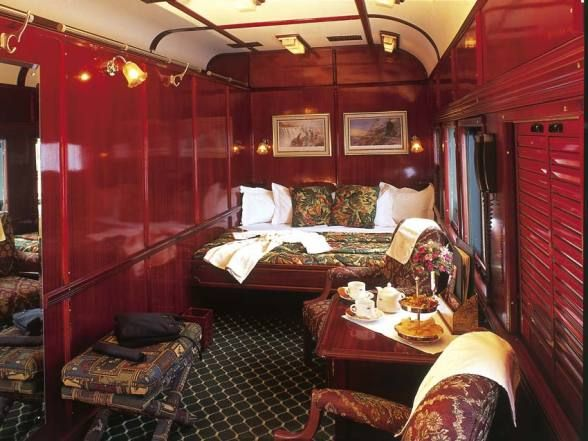 Image result for Royal Canadian Pacific train