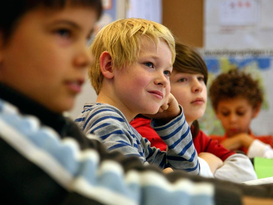 how does poverty affect children in school