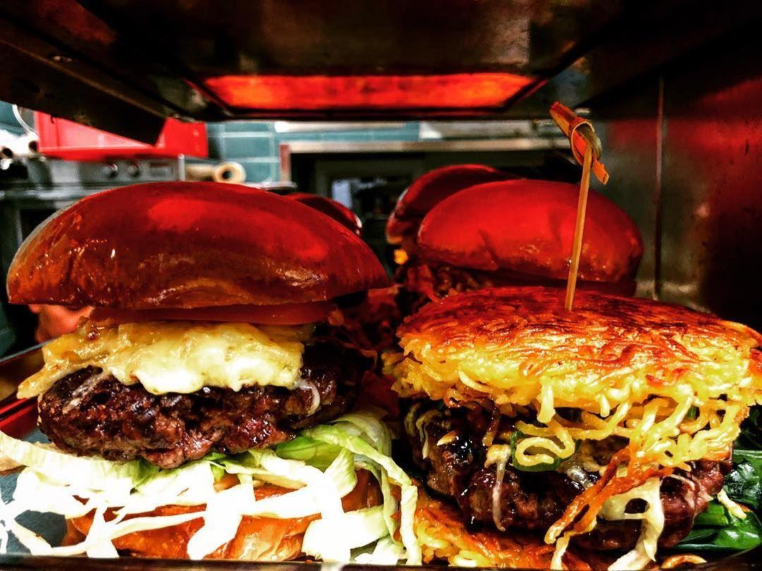 Meatgreet Burgerverstndigung Auf Hchsten Niveau Ramen Trifft