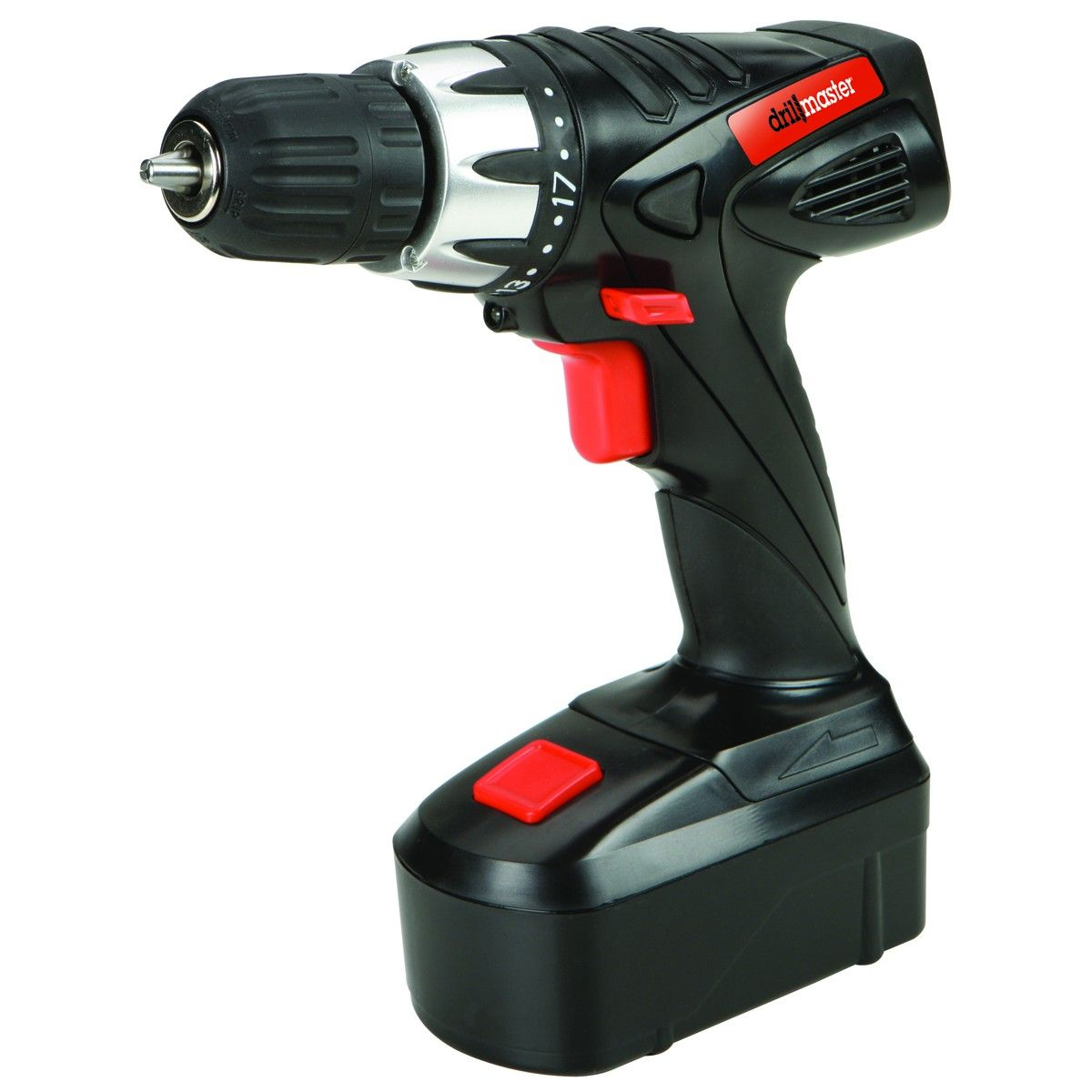 18v 3 8 In Cordless Drill Driver Kit With Keyless Chuck 21 Clutch Settings Cordless Drill Drill Cordless Drill Reviews