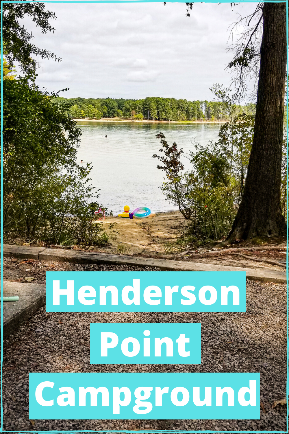 Henderson Point Campground At Kerr Lake In Nc In 2020 Lake Camping Camping In North Carolina Lakes In Nc