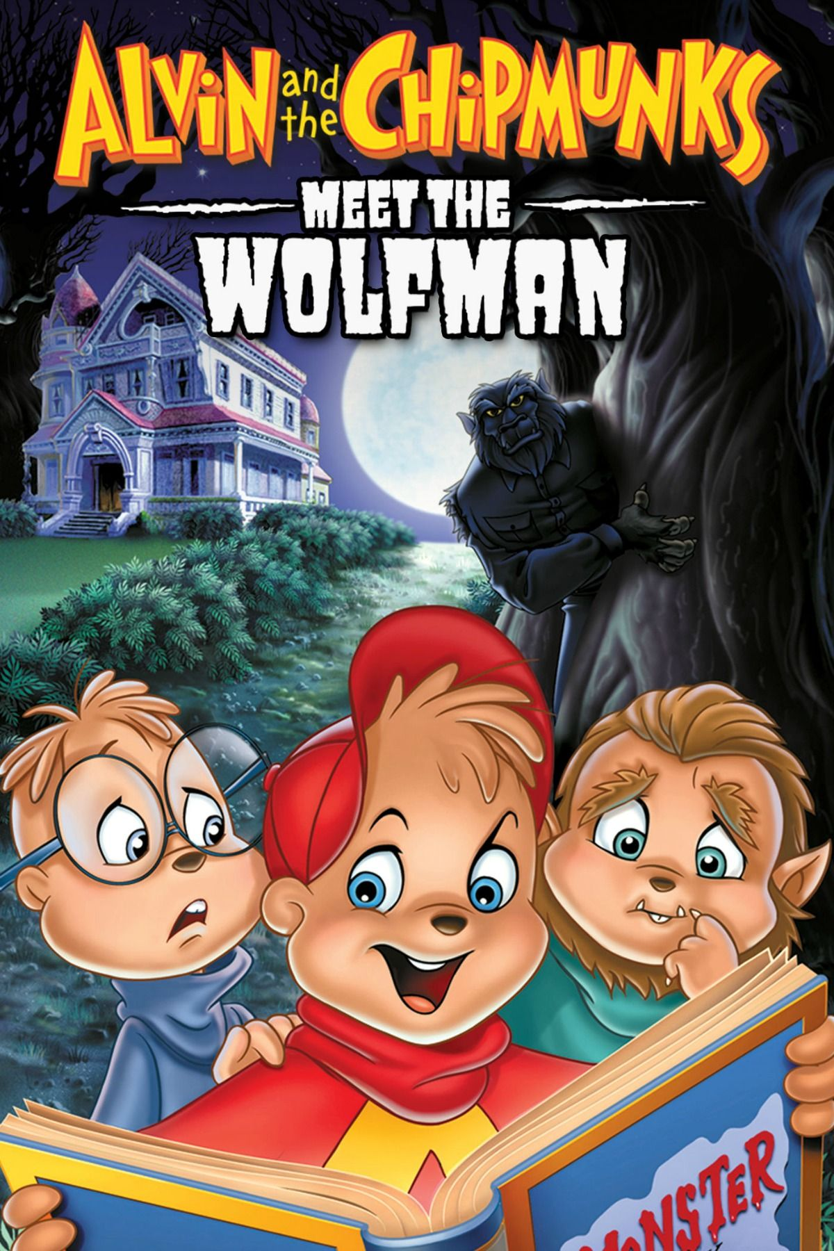 Family Friendly Halloween Movies on Netflix Alvin and
