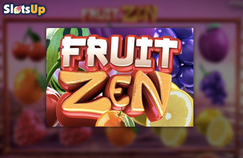 Fruit Zen Slot by BetSoft Play FREE at SlotsUp! Free