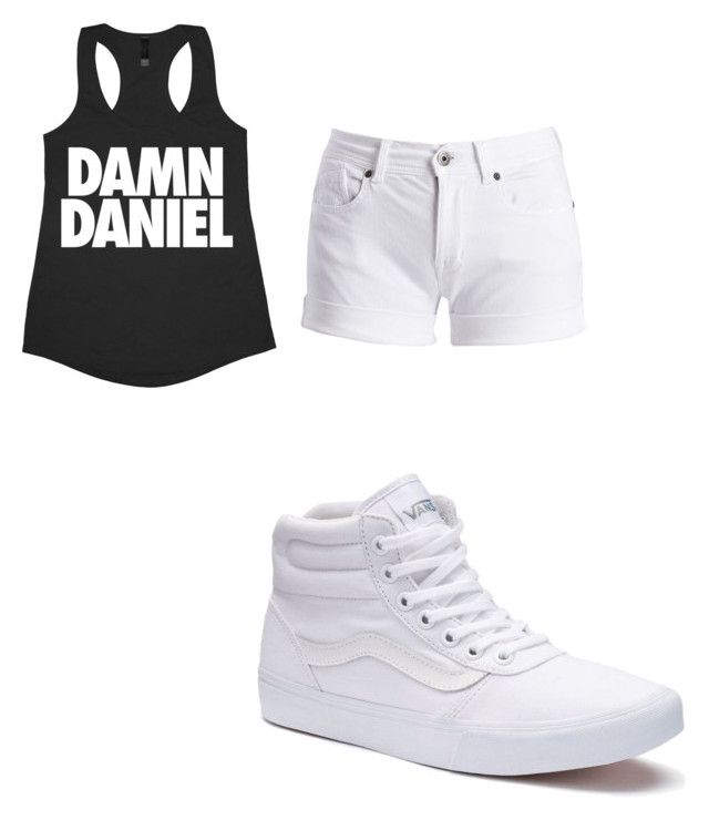 """Untitled #390"" by amiyasavannah ❤ liked on Polyvore featuring Vans and Barbour International"