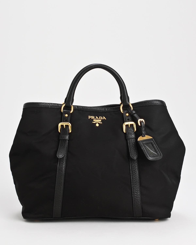 1db107174dc2 Prada Tessuto Gaufre Nylon Tote Bag in Denim | Anything I love <3 | Prada  tessuto, Nylon tote bags, Prada bag