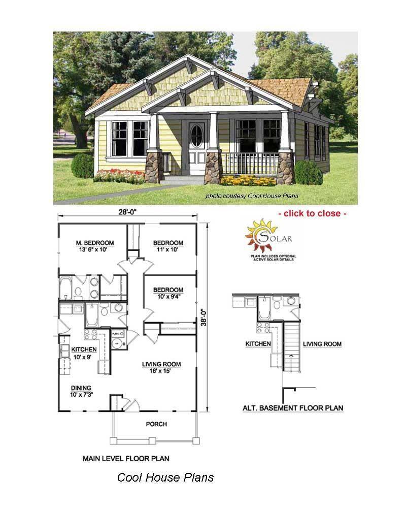 4c4200cdc488143a23d3d283ec483ed9 - 12+ Small Modern Bungalow House Plans Uk  Pictures