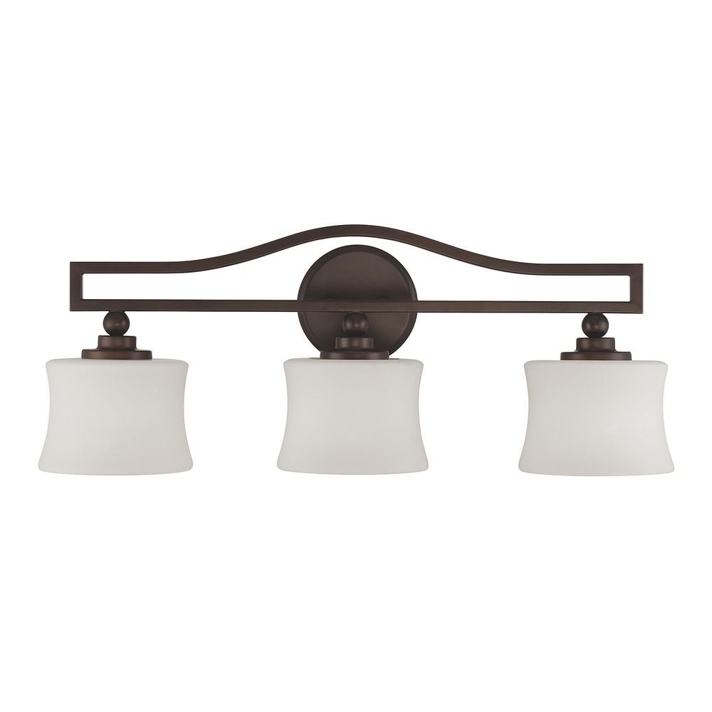Savoy House Savoy House English Bronze Bathroom Light P - Savoy bathroom light fixtures