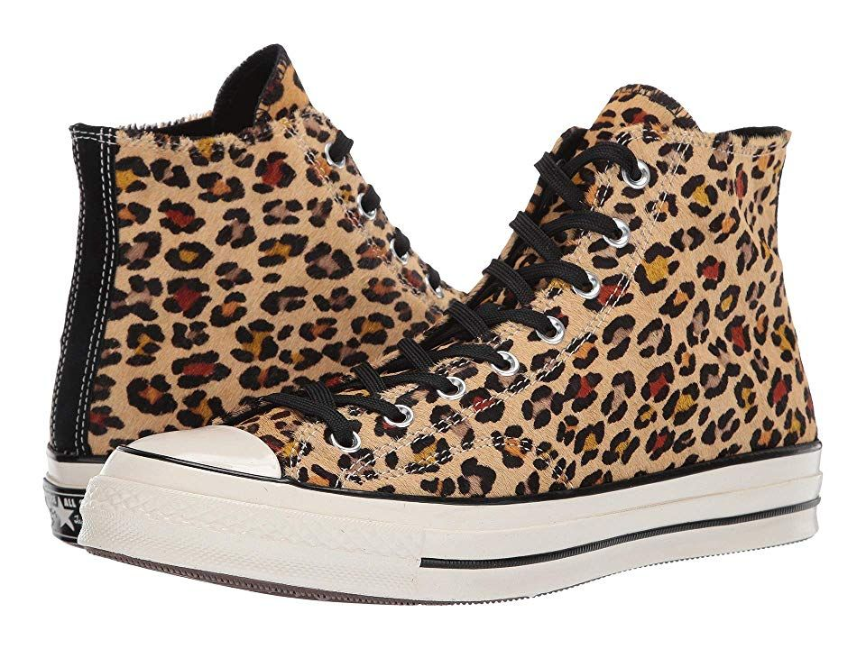 d85b5d33e8c80 Converse Chuck Taylor(r) All Star(r)  70 Varsity Remix Hi Athletic Shoes  CRV Solid Camel CRV Leopard Multi Camel Egret