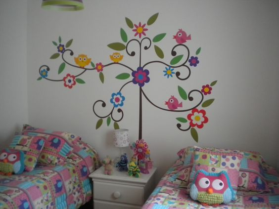 Decoracion con buhos para ni as 8 owl decoration and girls - Decoracion con buhos ...
