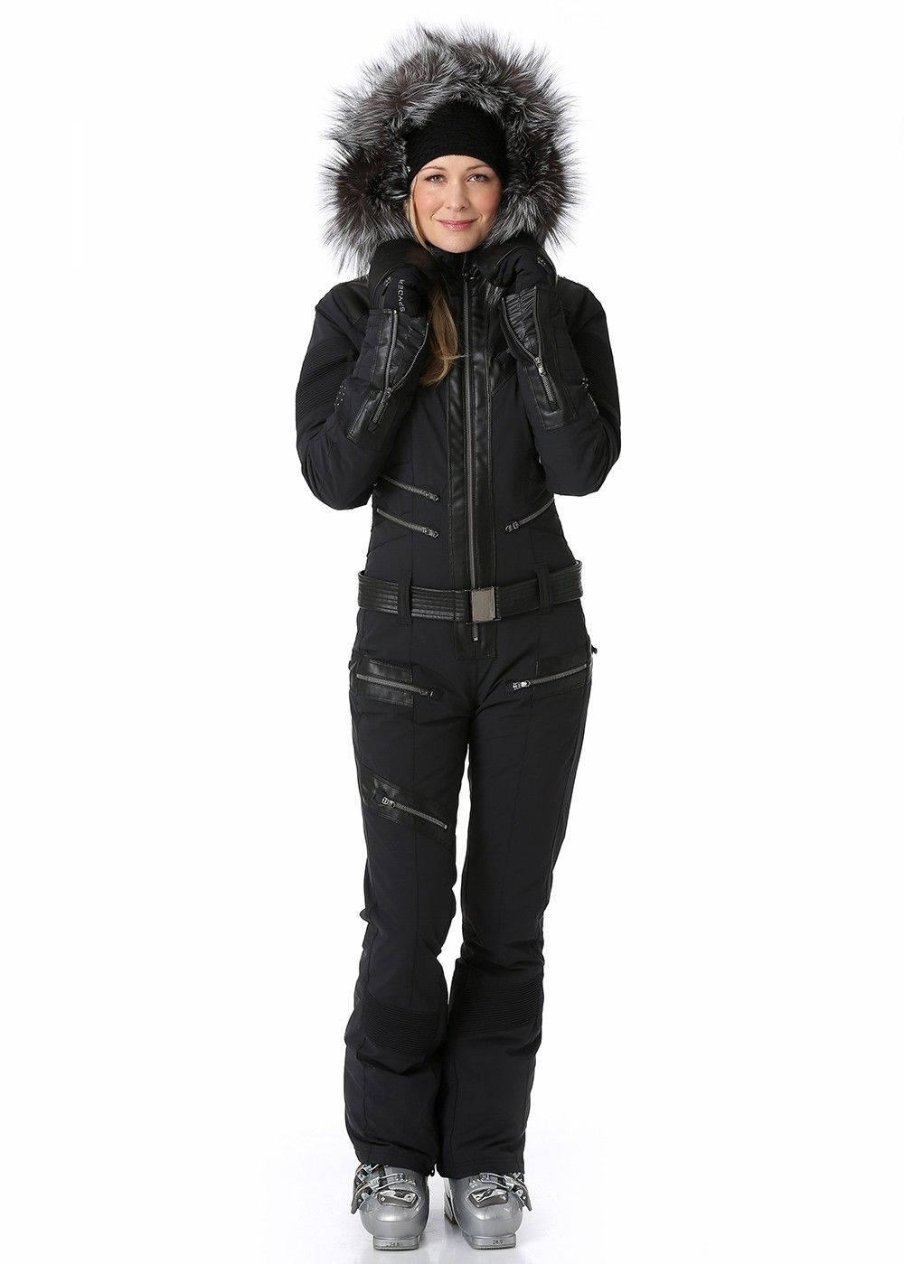 3071bcd827bb Winter time! I need this! SpyderEternity Snow Suit - Women s ...