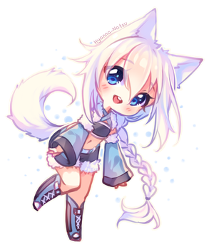 [+Video] Commission Floffy Happiness by HyannaNatsu