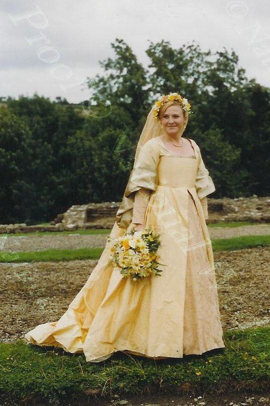 Tudor Inspired Wedding Dress Themed Weddings Themes Unique