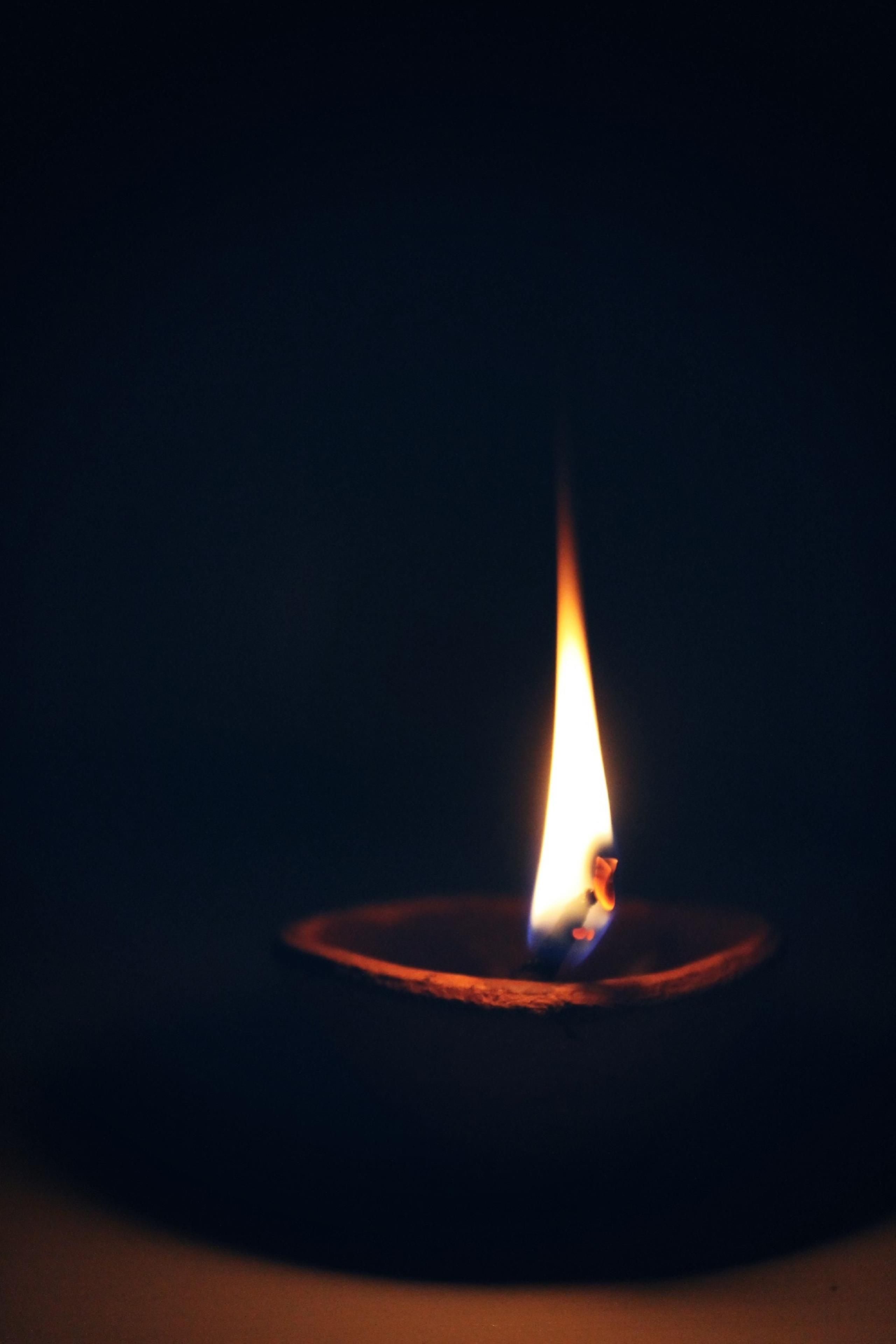 Amoled Candles Wallpaper Candle Photography Dark Candles Wallpaper Candles Photography Wallpaper candle close up flame dark
