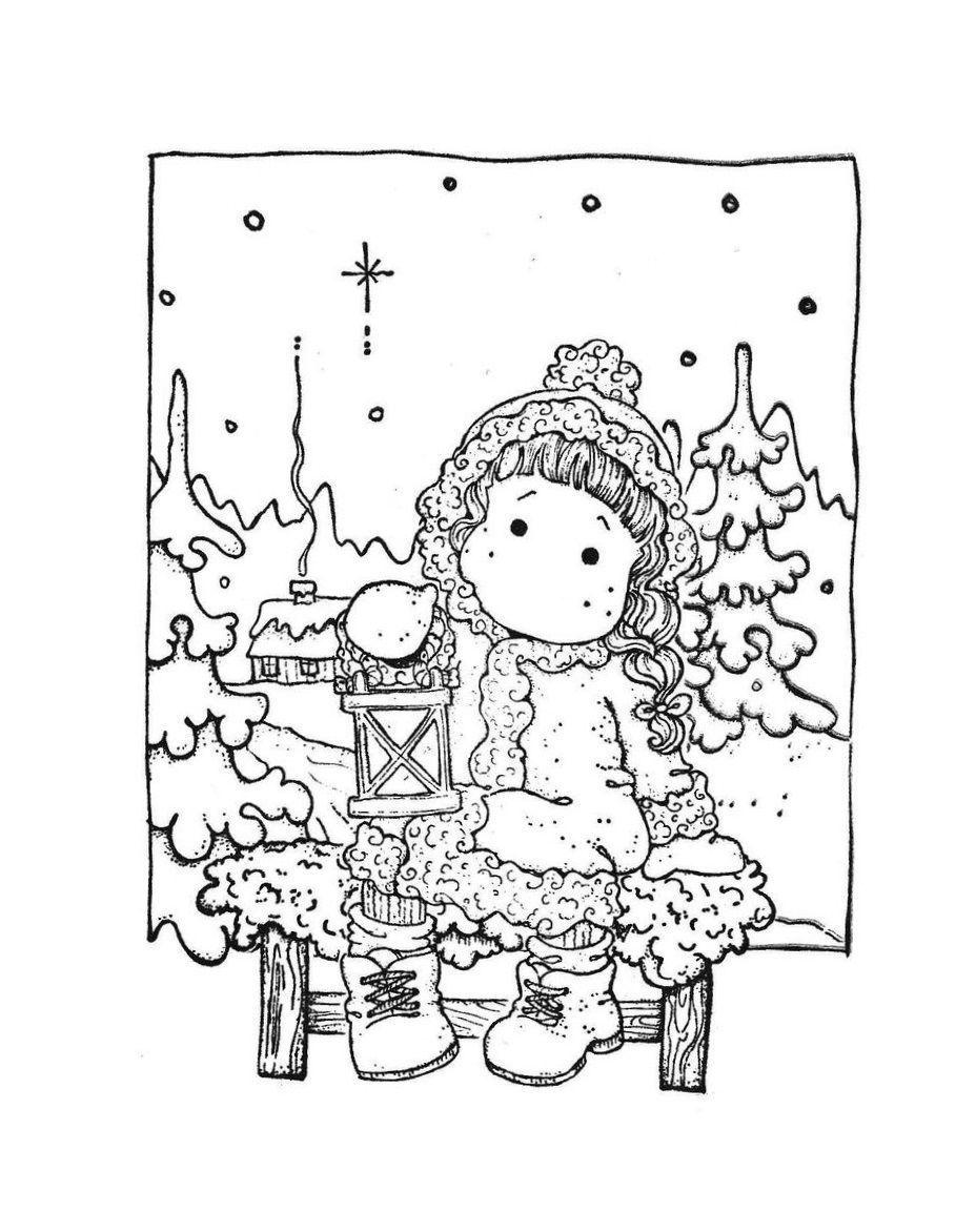 weihnachtsgeschenk ausmalbilder christmas coloring page