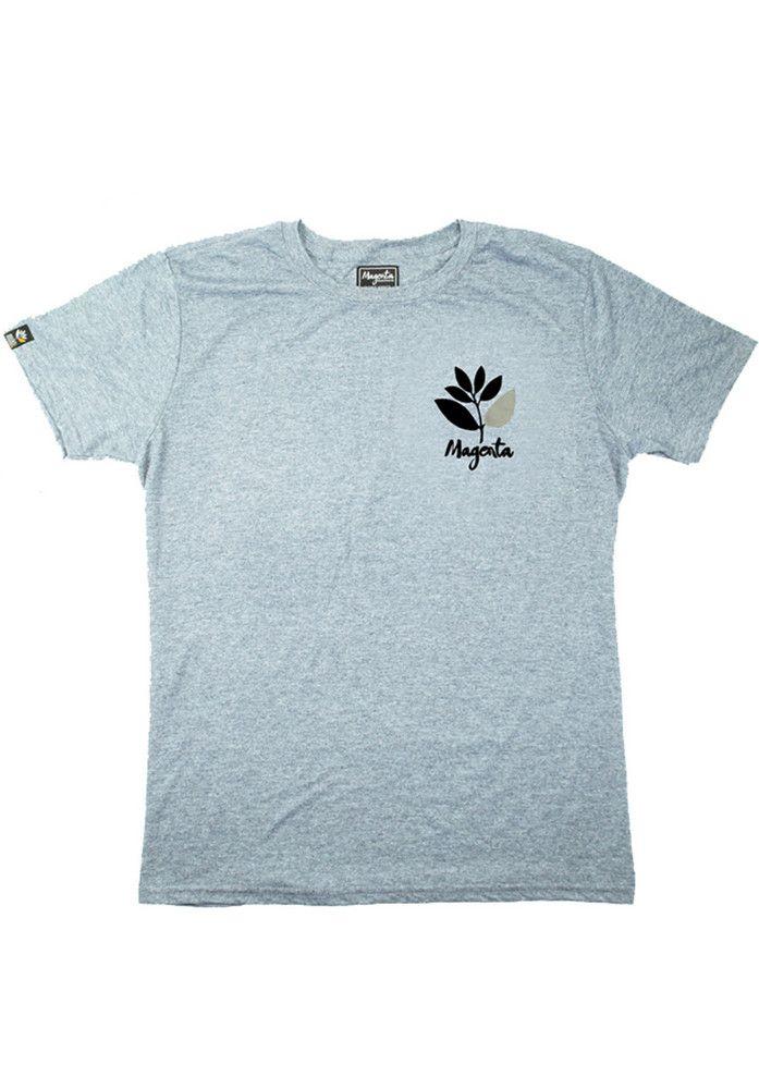 Magenta Small-Plant - titus-shop.com  #TShirt #MenClothing #titus #titusskateshop