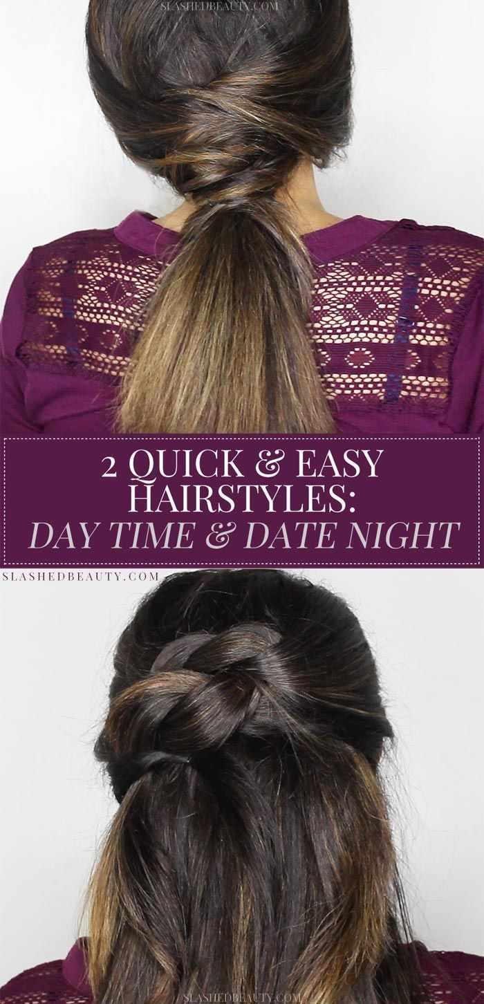 easy fall hairstyles day time u date night fall hairstyles and