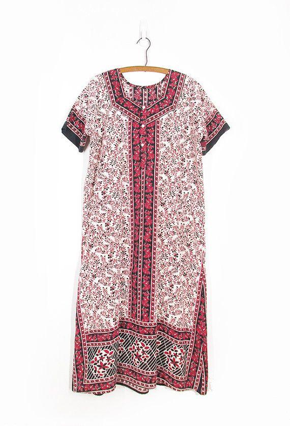 Mu Mu Dresses Cotton