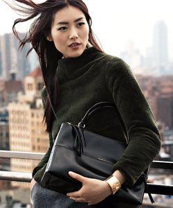 coach the large borough bag in polished calfskin purses rh pinterest com