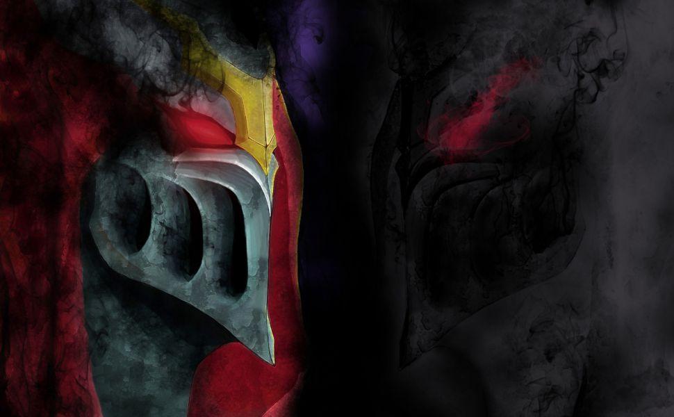 Zed Lol Hd Wallpaper Lol Champions Masks Art League Of