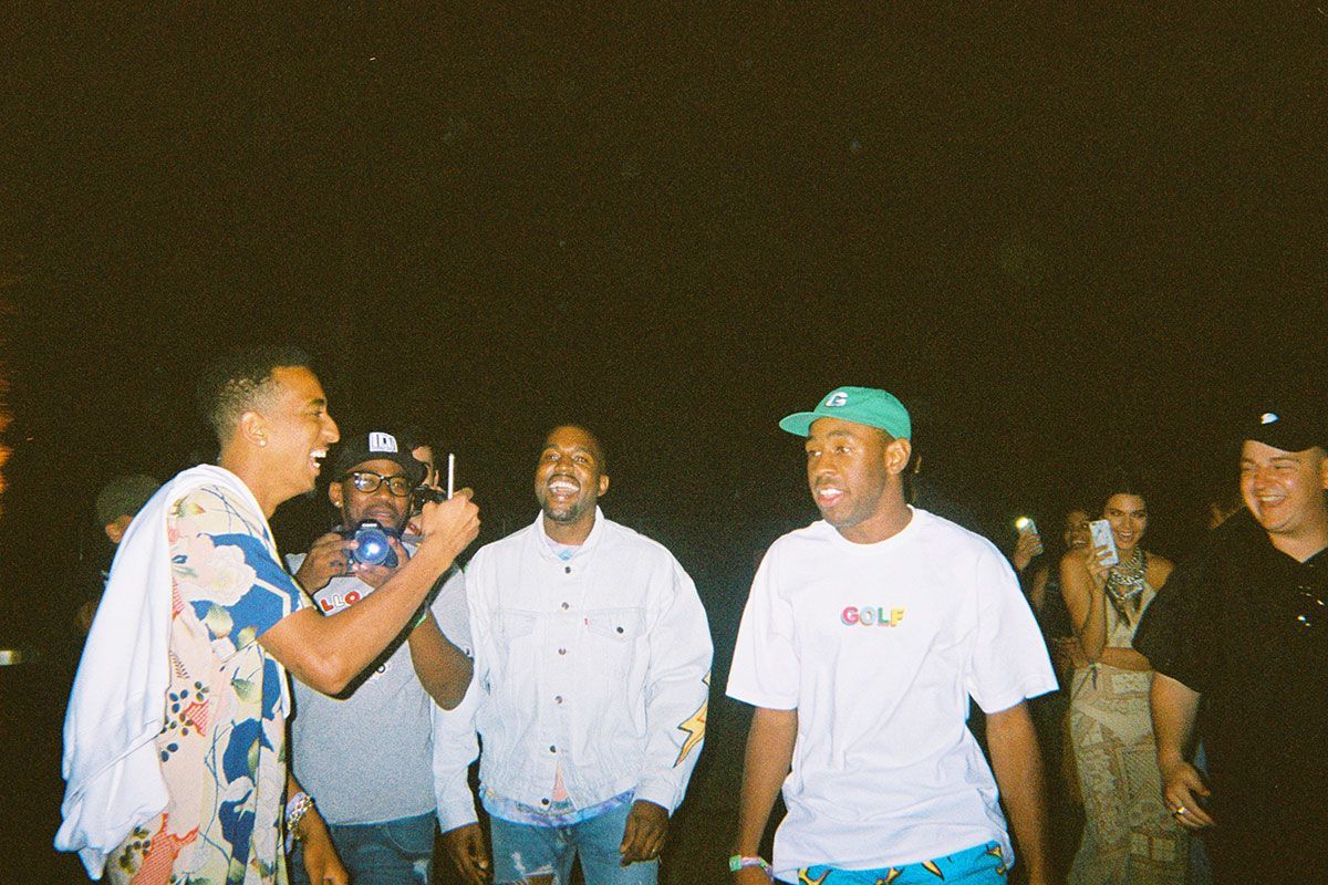 Coachella 2016 Photos of Kanye West, A$AP Rocky & More