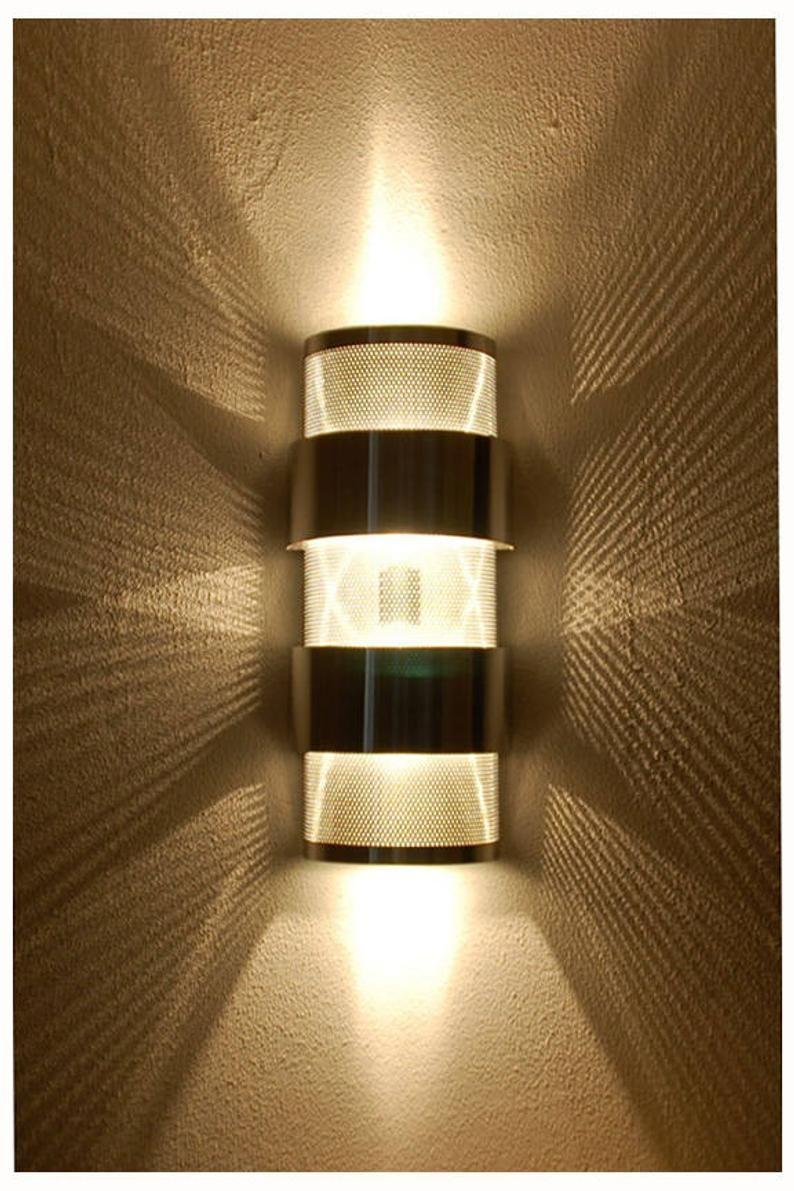 Media Room Wall Light Dramatic Porch Living Bedroom