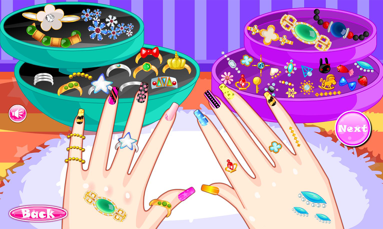 Beauty nail salon APK Download - Free Casual GAME for Android ...