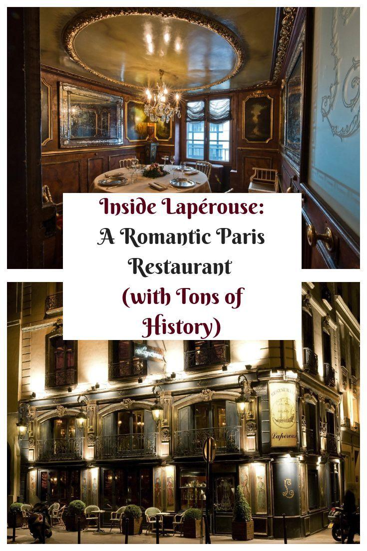 In Review Lapérouse, a Romantic Paris Restaurant With