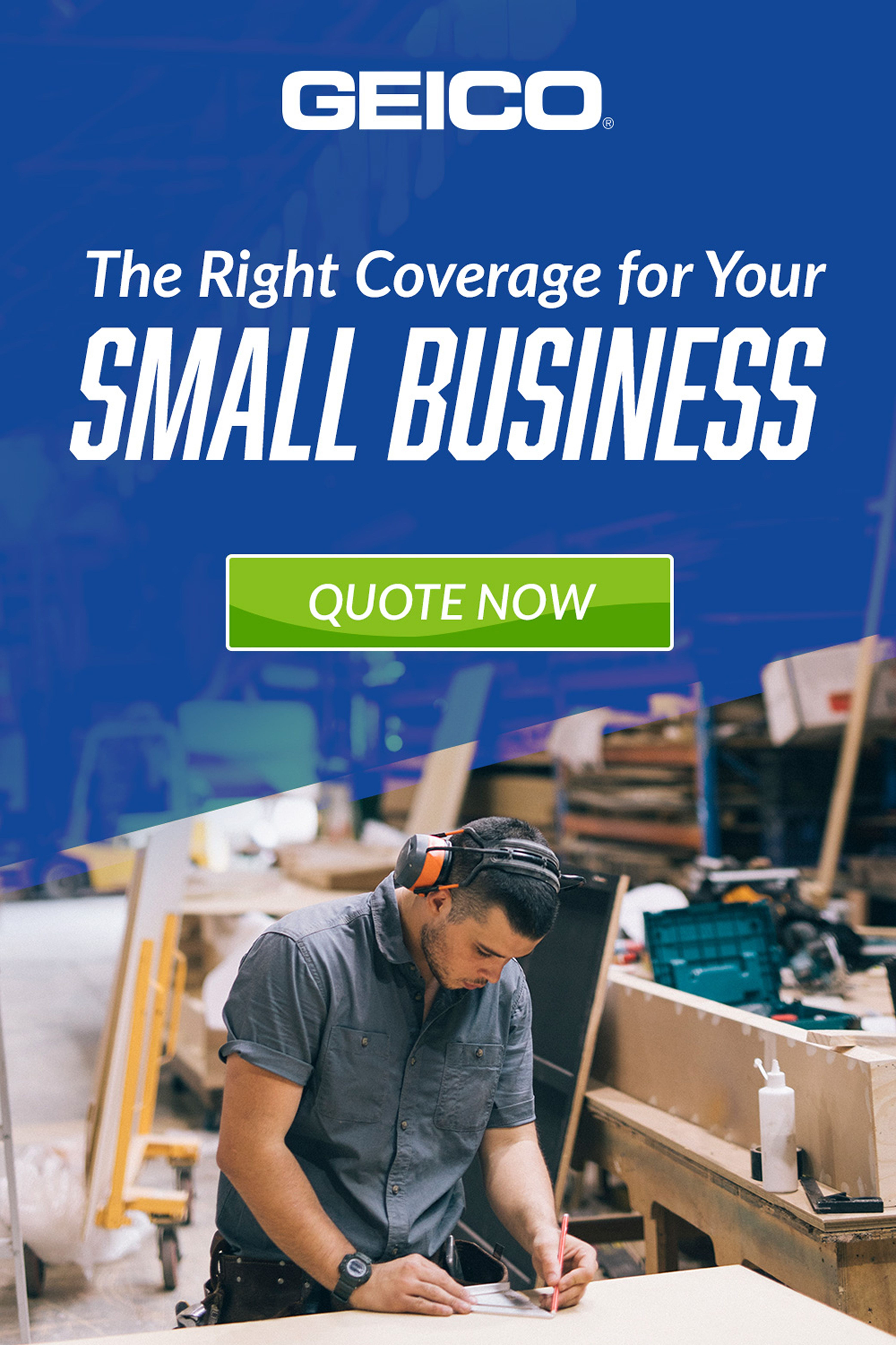 Business owners trust the GEICO Insurance Agency. How much