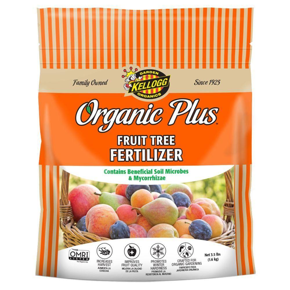 Kellogg Garden Organics 3.5 lb. Organic Fruit Tree