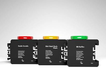 FAF (Student Project) via Packaging of the World - Creative Package Design Gallery http://ift.tt/1UooKA1
