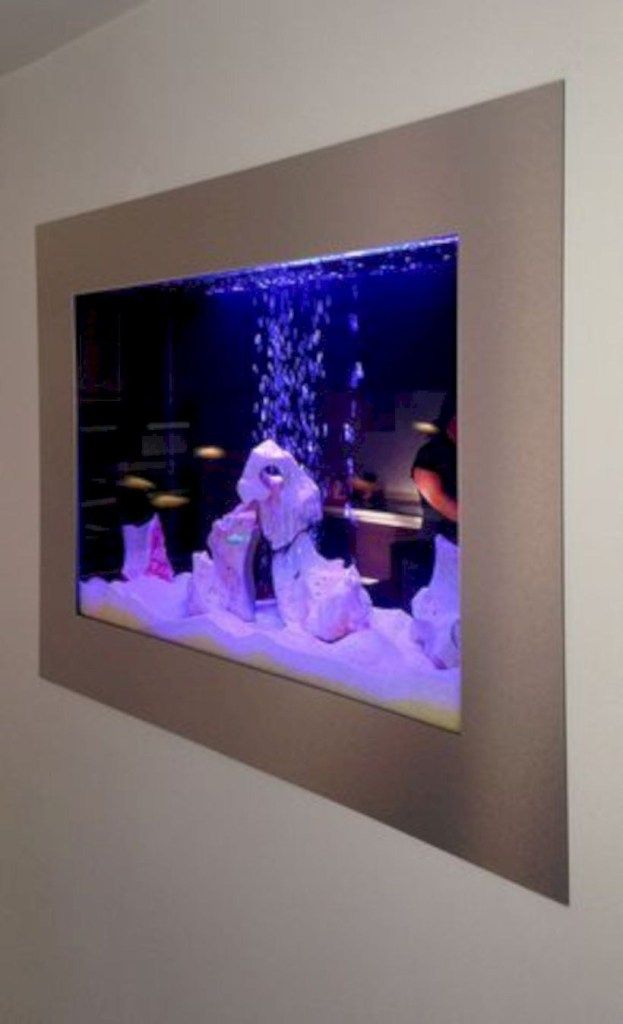 Home Aquarium Design Ideas: 53 Aquarium Design Ideas That Make Your Home Look Beauty
