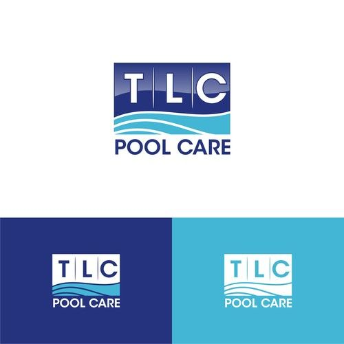 pool cleaning logo. Contemporary Pool TLC Pool Care  CLEAN Logo U0026 Business Card For New Cleaning Company Inside I