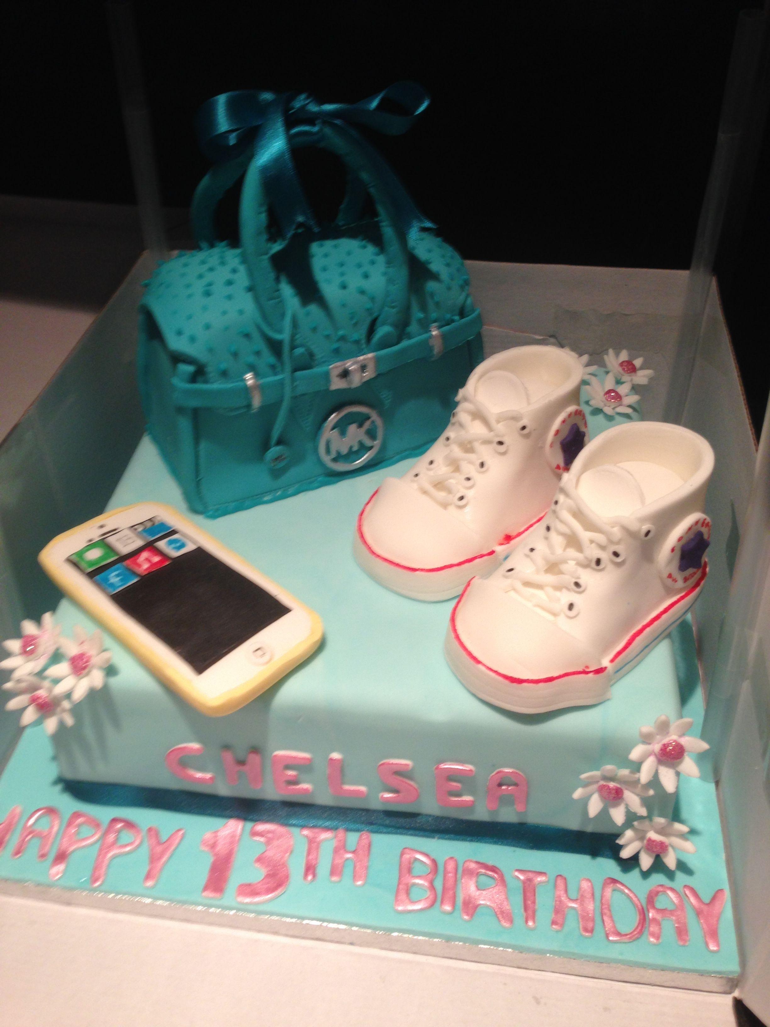 Teenage Girl Birthday Cake Teenage Girl Birthday Birthday Cake Girls Girl Birthday