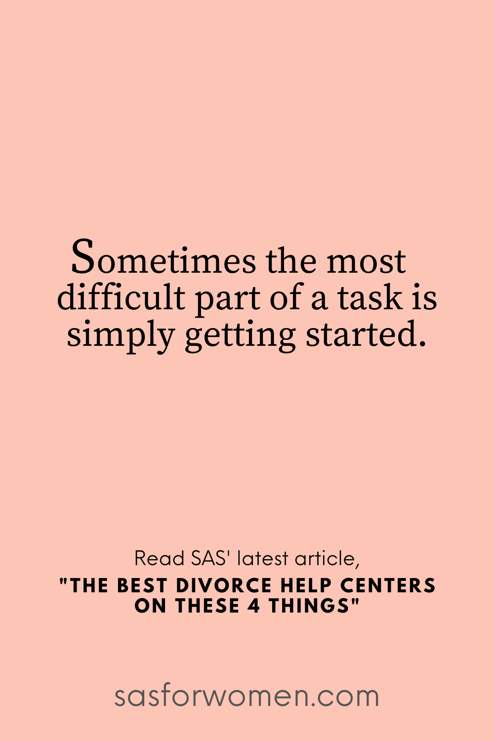 The Best Divorce Help Centers on These 4 Things