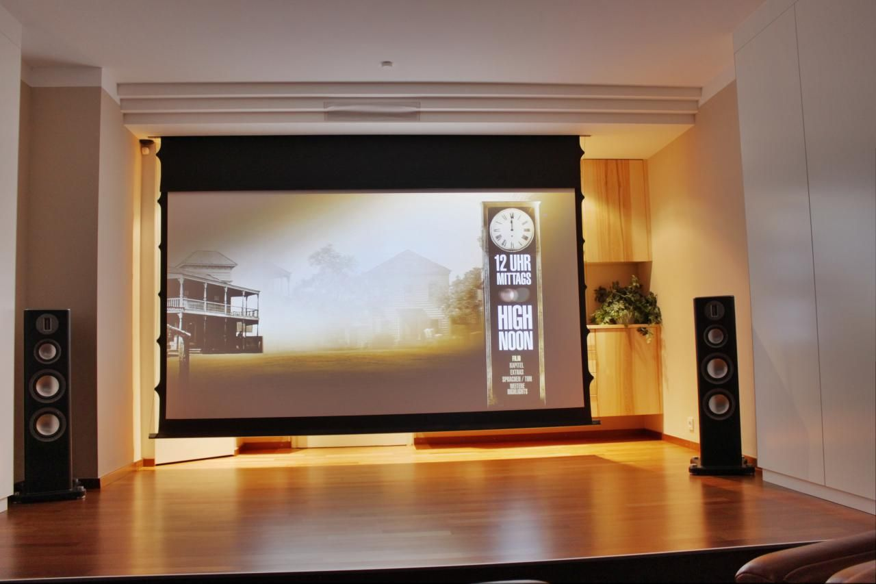 heimkino chroma tv pinterest cinema and decoration. Black Bedroom Furniture Sets. Home Design Ideas