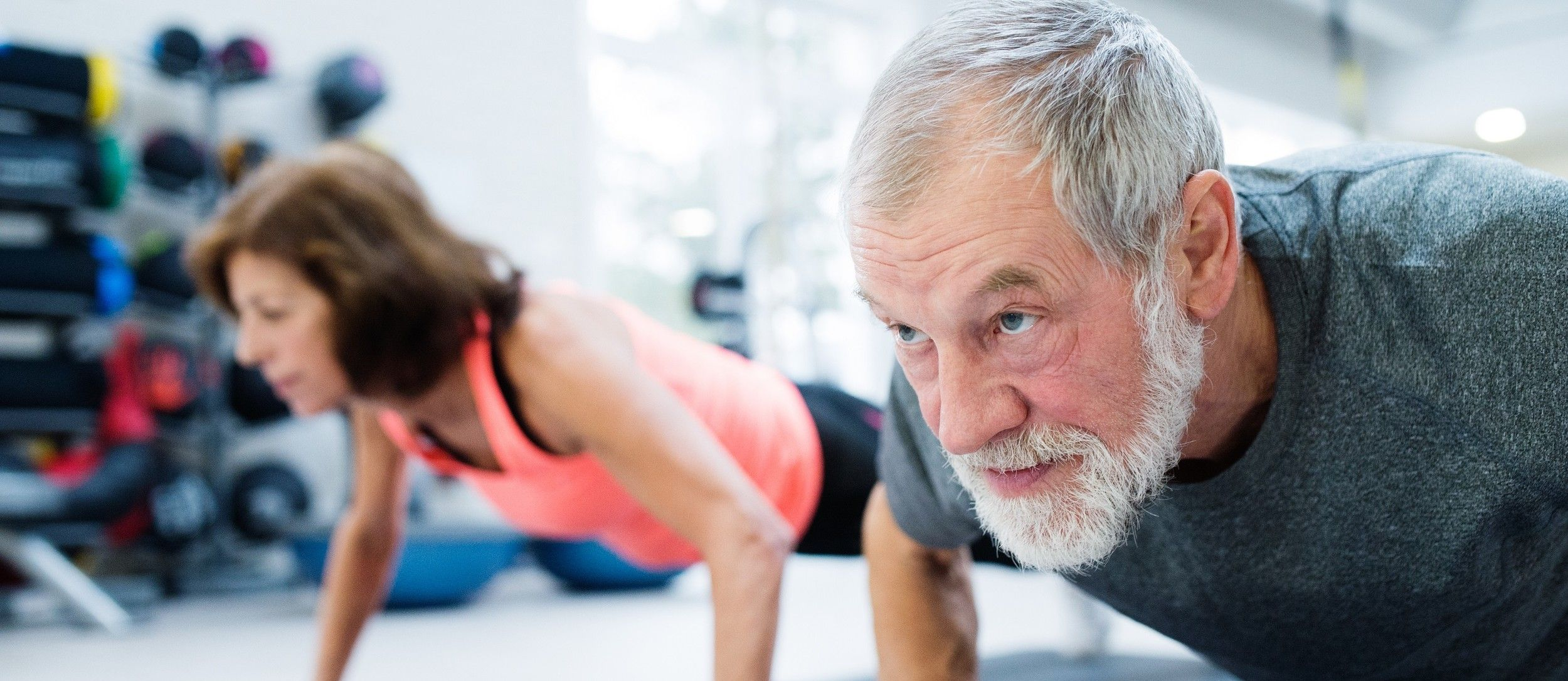 Calling all seniors 3 ways moving more can help you age