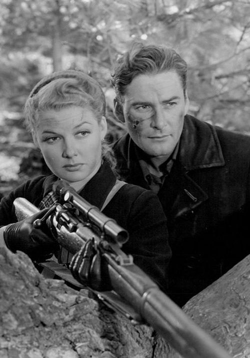 Image result for ege of darkness 1943 flynn and sheridan