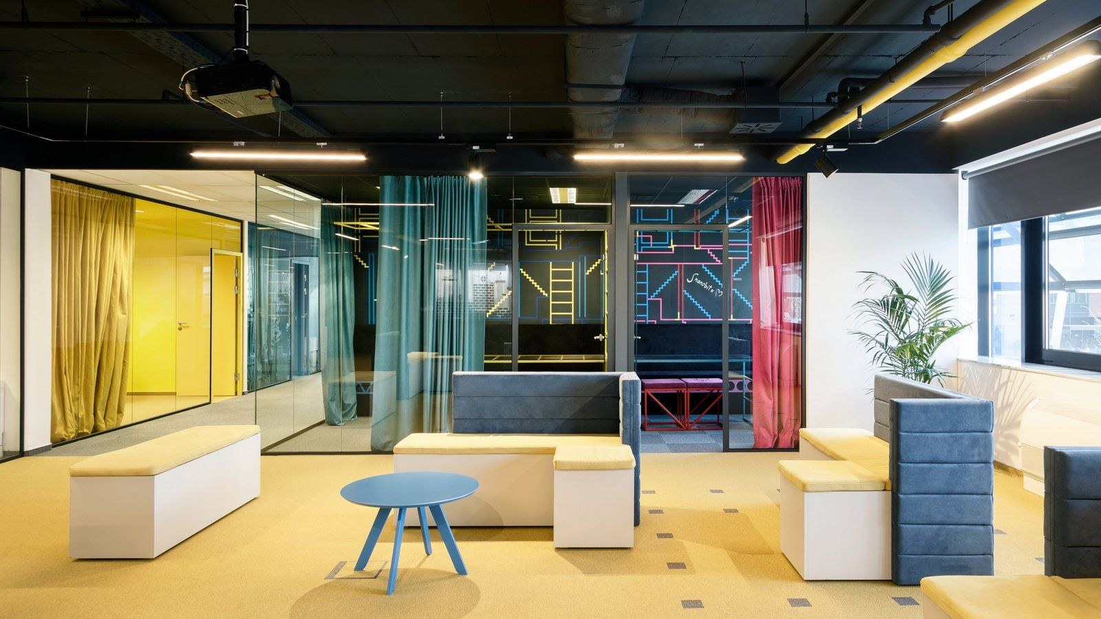Nanobit Offices Zagreb Office Design Corporate Office Design Workspace Design