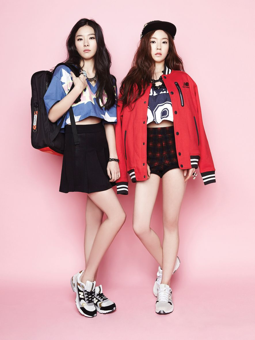 Sm Rookies Irene Tae Yong And Seul Gi Oh Boy Magazine