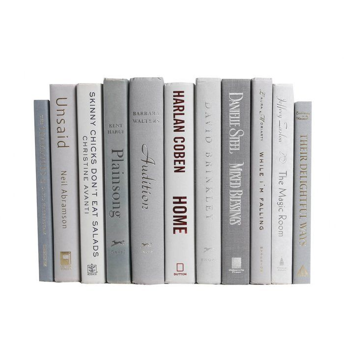 Authentic Decorative Books By Color Modern Marble Colorpak Book Decor Modern Books Book Aesthetic