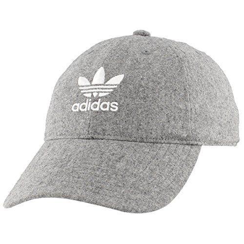 ab22ac183dff1 adidas Men s Originals Relaxed Plus Strapback Cap