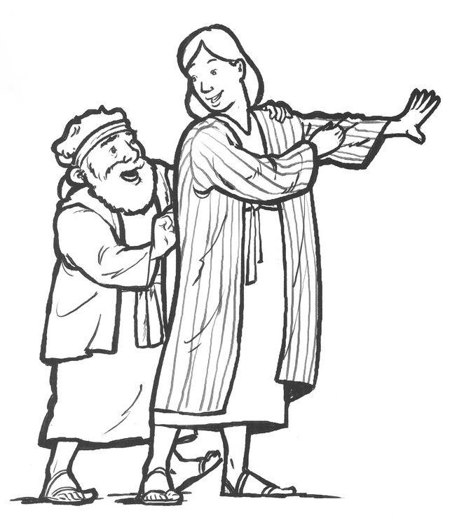 Actividades Para Colorear De Jose Y Su Tunica Jose Era Un Nino Que Amaba Y Obedecia A Dios Y Biblia Para Ninos Manualidades Biblicas Para Ninos Colores