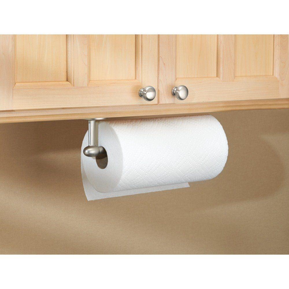 Under Cabinet Paper Towel Holder Interdesign Orbinni Paper Towel