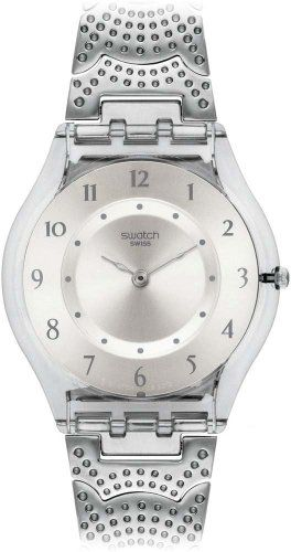 1403f2bd069 Swatch Two Steps Ladies Watch SFM126G  Amazon.co.uk  Watches