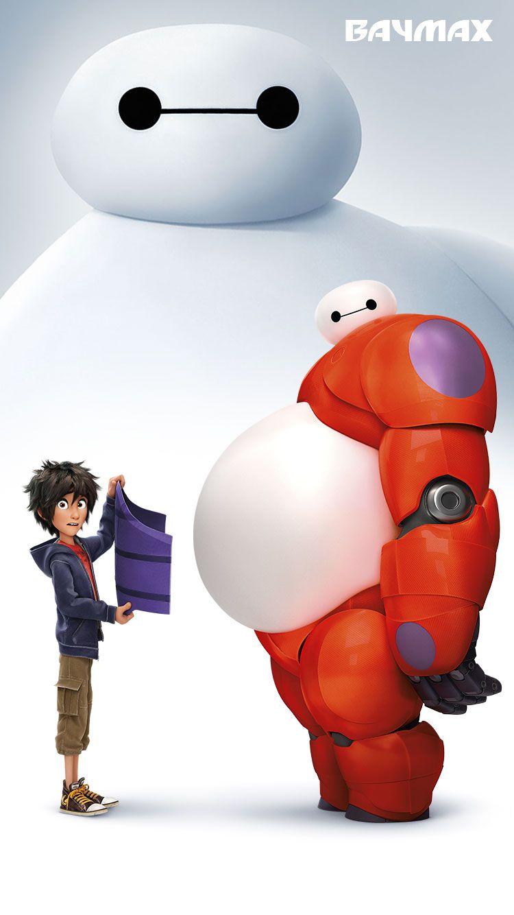 Disney Movie Big Hero 6 2014 Desktop Iphone Wallpapers Hd Big